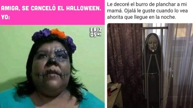 Memes de halloween 2020 día de muertos