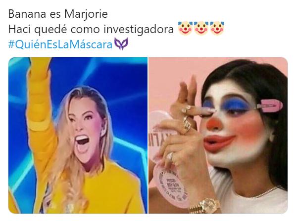 Memes de quién es la máscara 2020 capítulo 2