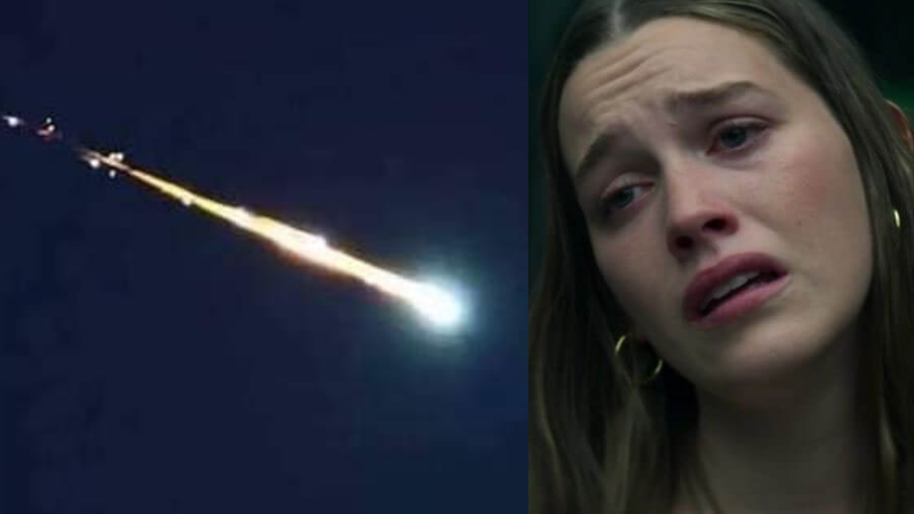 Meteorito atraviesa Monterrey porque diosito ya se hartó de que se casen entre primos