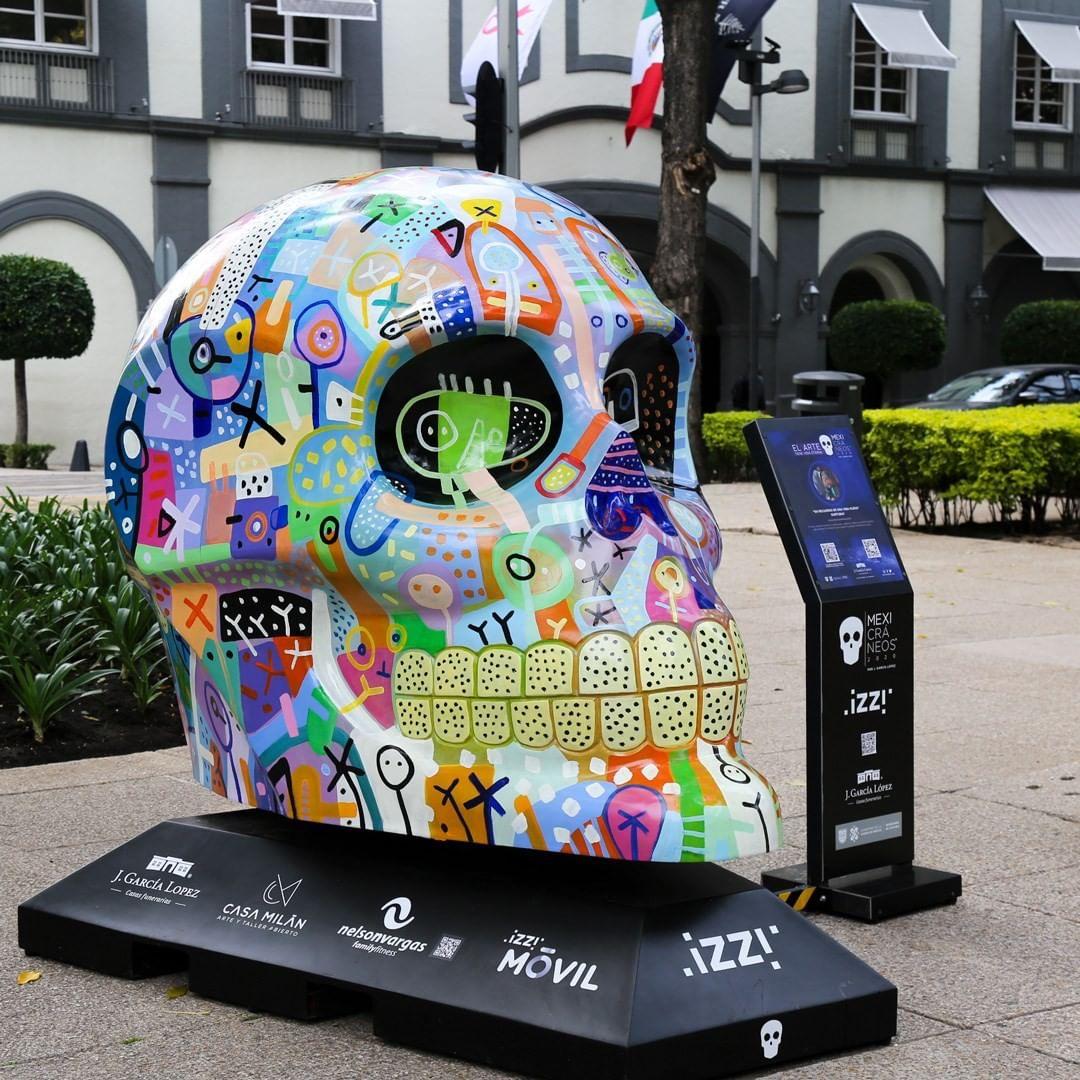Mexicráneos Reforma