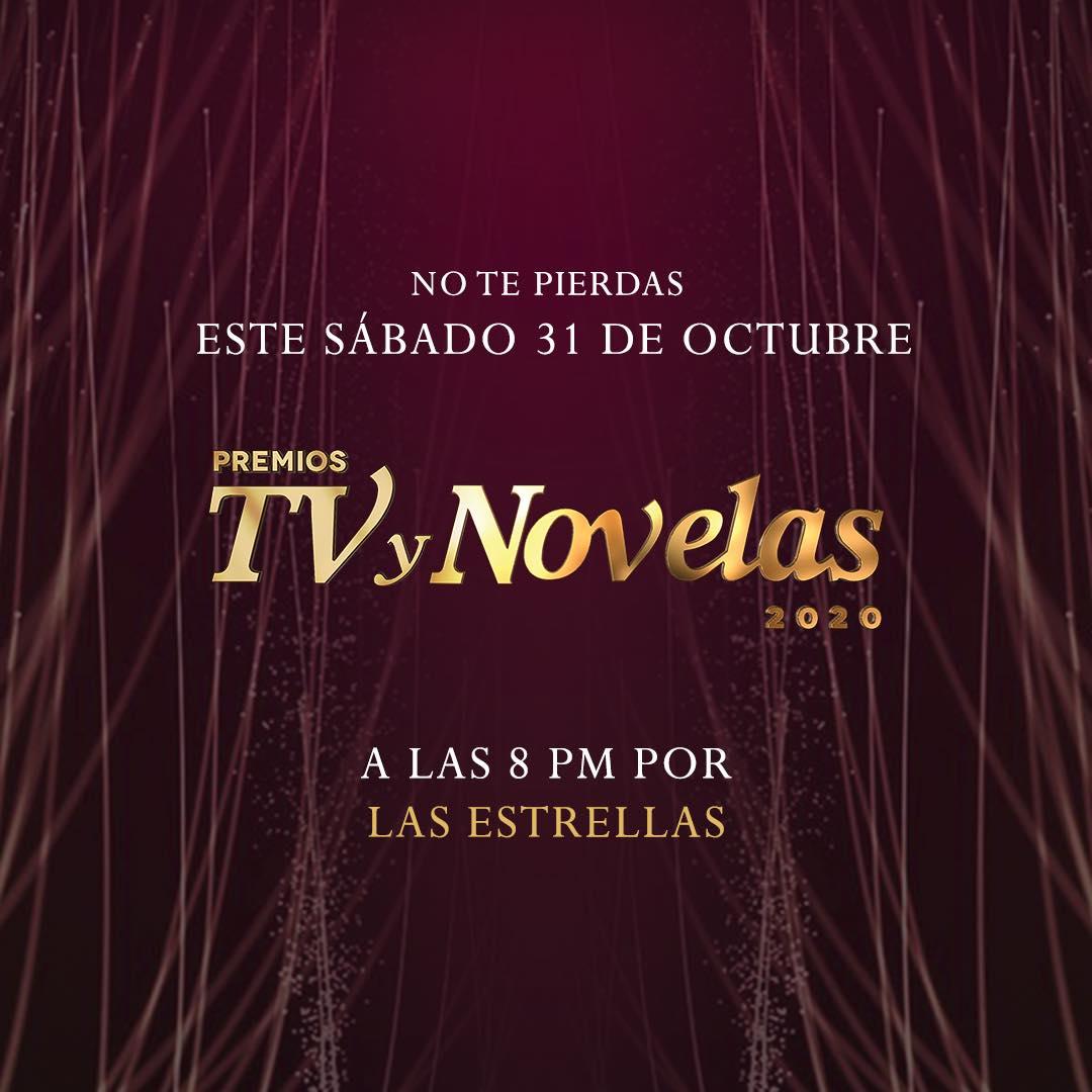 Premios TVyNovelas 2020
