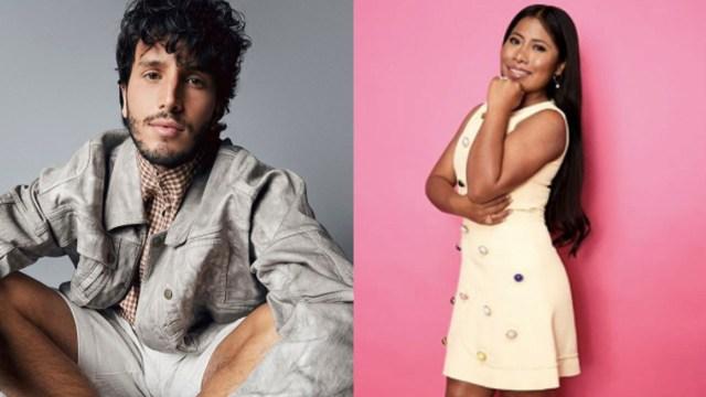 Yalitza Aparicio manda un mensaje de cumpleaños a Sebastián Yatra