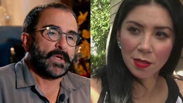 Vicente Fernández Jr. era golpeado por su ex esposa Karina Ortegón