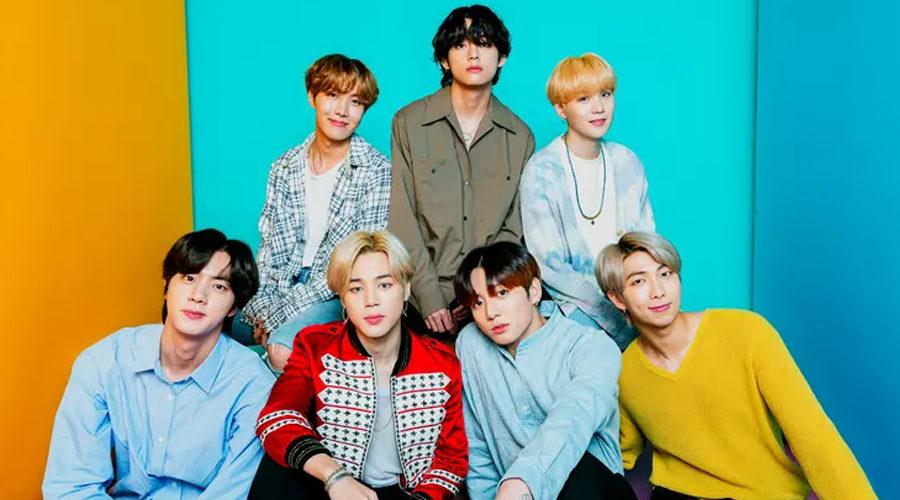 BTS revela las canciones de su próximo álbum BTS_BE