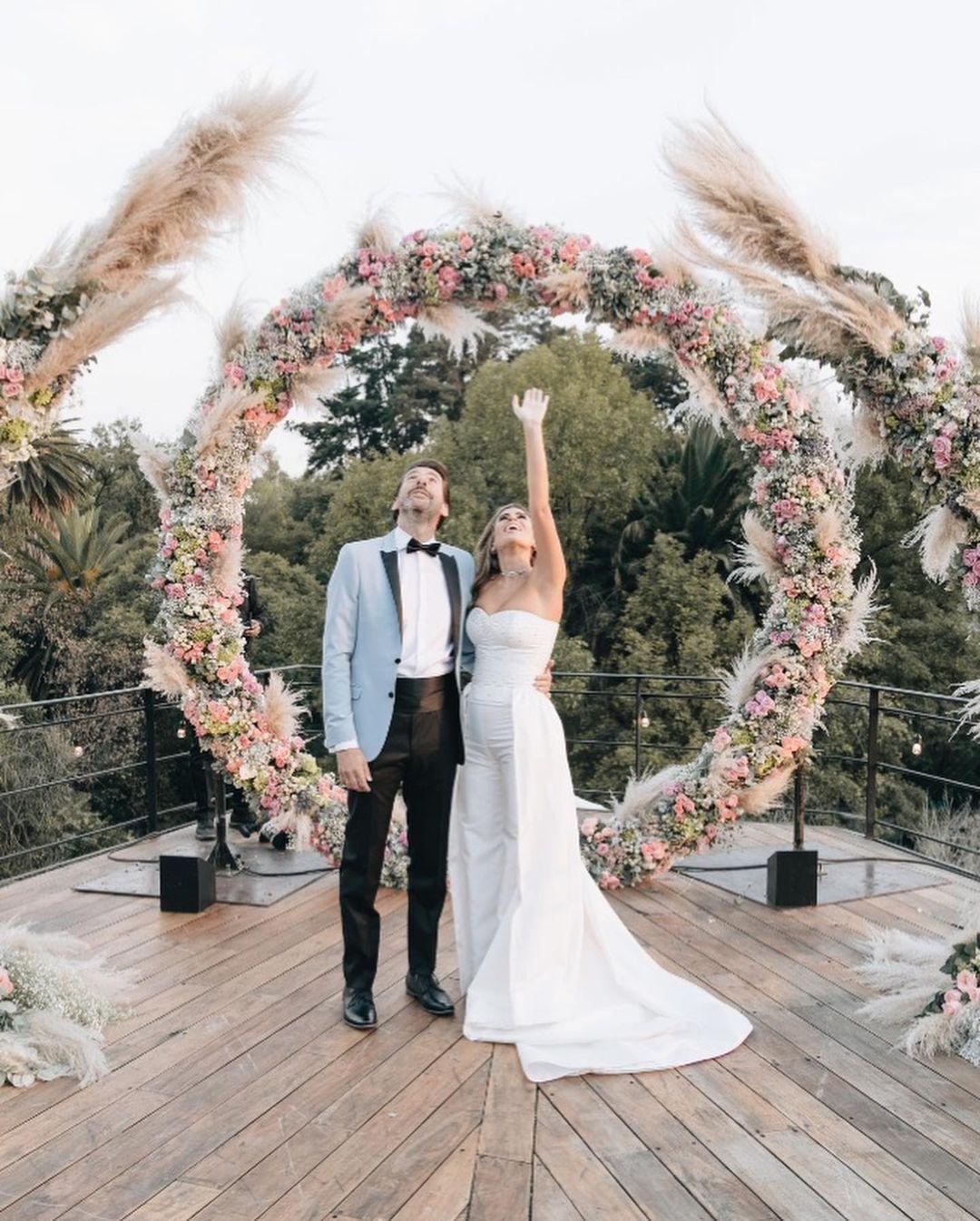 Eduardo Videgaray y Sofia Rivera se casan