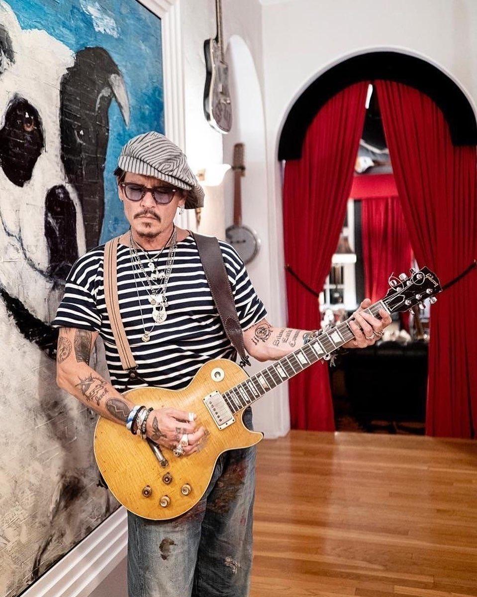 Johnny Depp perdio demanda en Londres