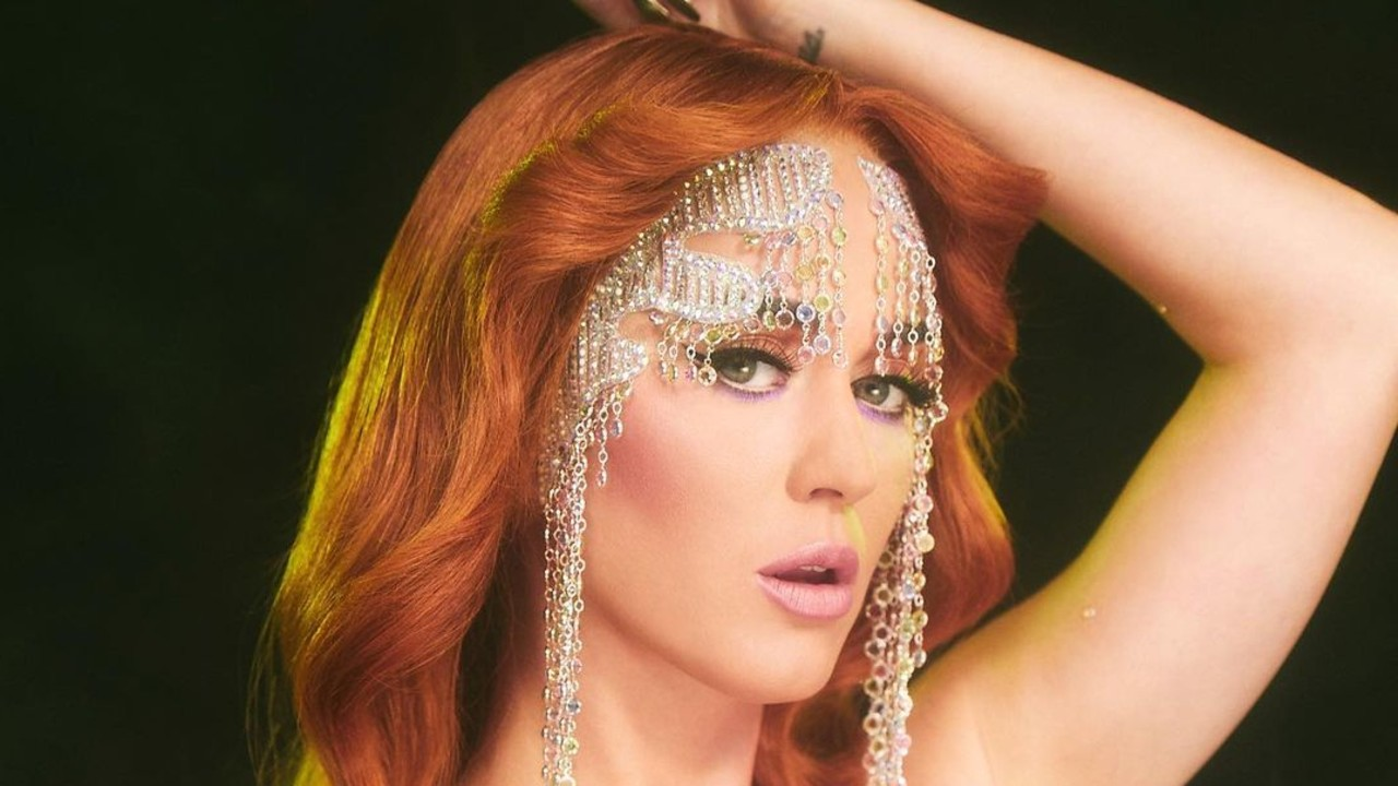 Katy Perry nuevo look tras dar a luz