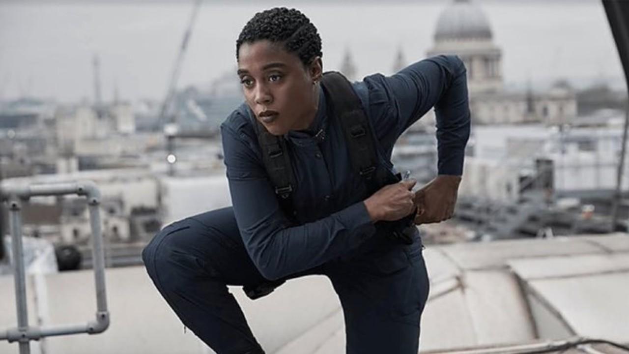 Lashana Lynch nueva agente 007 no time to die