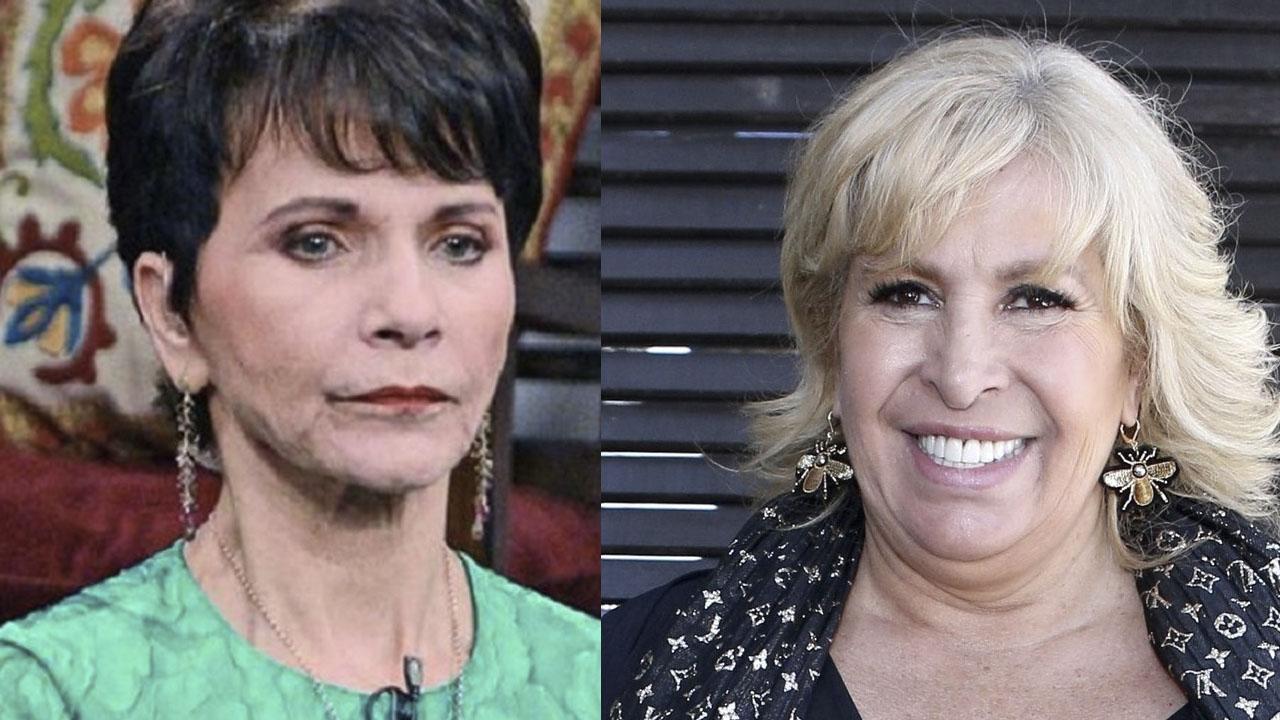 Pati Chapoy asegura que se sintió la presencia de Magda Rodríguez en el foro de 'Ventaneando'