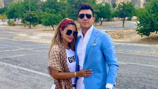 Ninel Conde busca tener un bebé con su esposo Larry Ramos