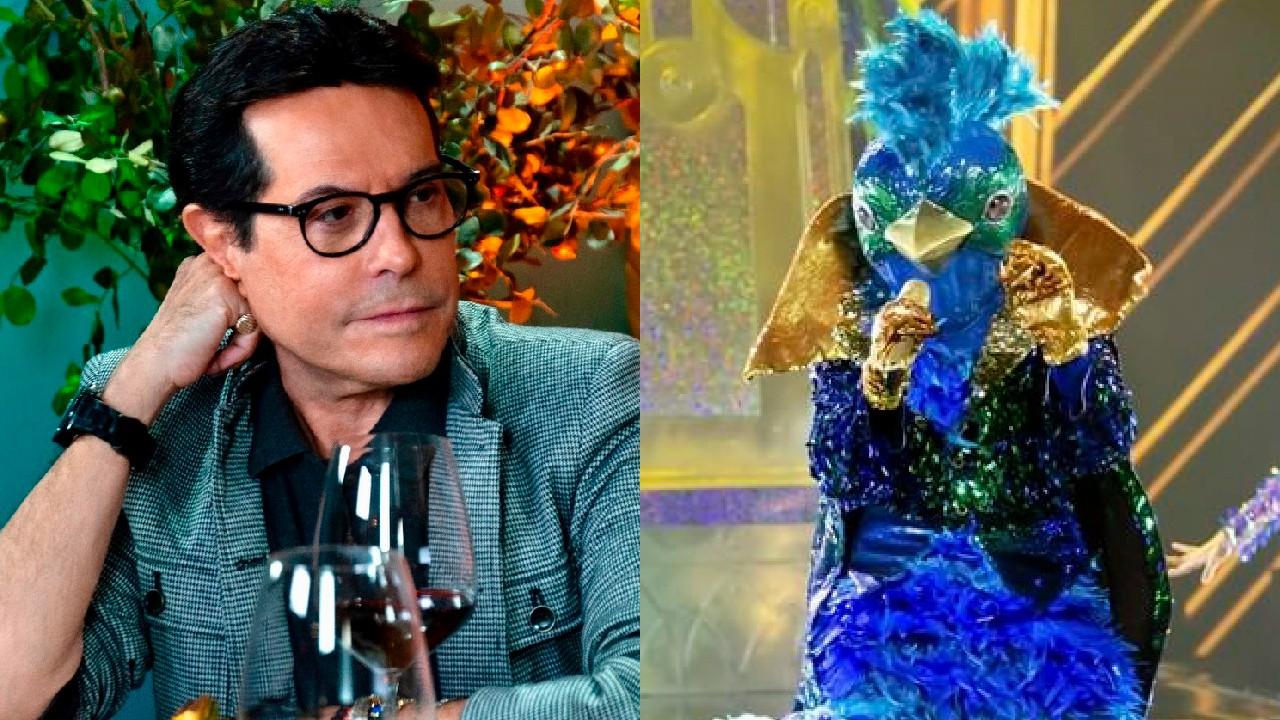 Pepillo Origel es Quetzal en ¿Quién es la máscara?