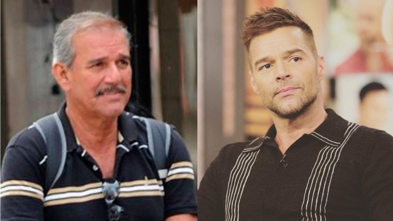 Ricky Martin viaja a Puerto Rico