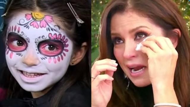 Aitana Derbez hace llorar a Alessandra Rosaldo tras poner su ofrenda de muertosAitana Derbez hace llorar a Alessandra Rosaldo tras poner su ofrenda de muertos
