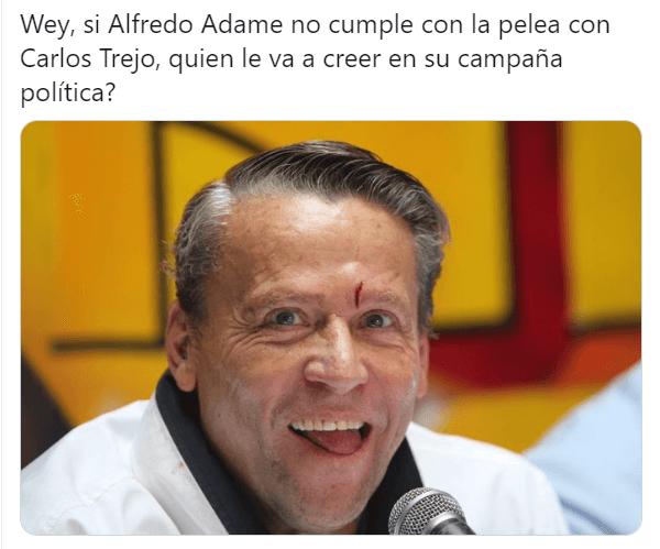 Alfredo Adame busca ser diputado y piden a Carlos Trejo lanzarse como político también