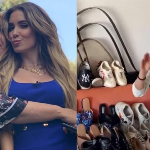 Magda Rodriguez zapatos Andrea Escalona