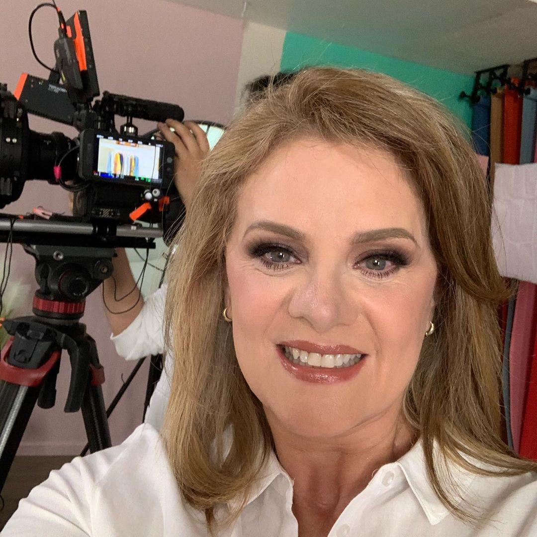 Erika Buenfil habla de su romance con Luis Miguel