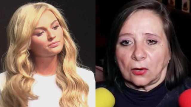 Irina Baeva arremete contra la mamá de Geraldine Bazán