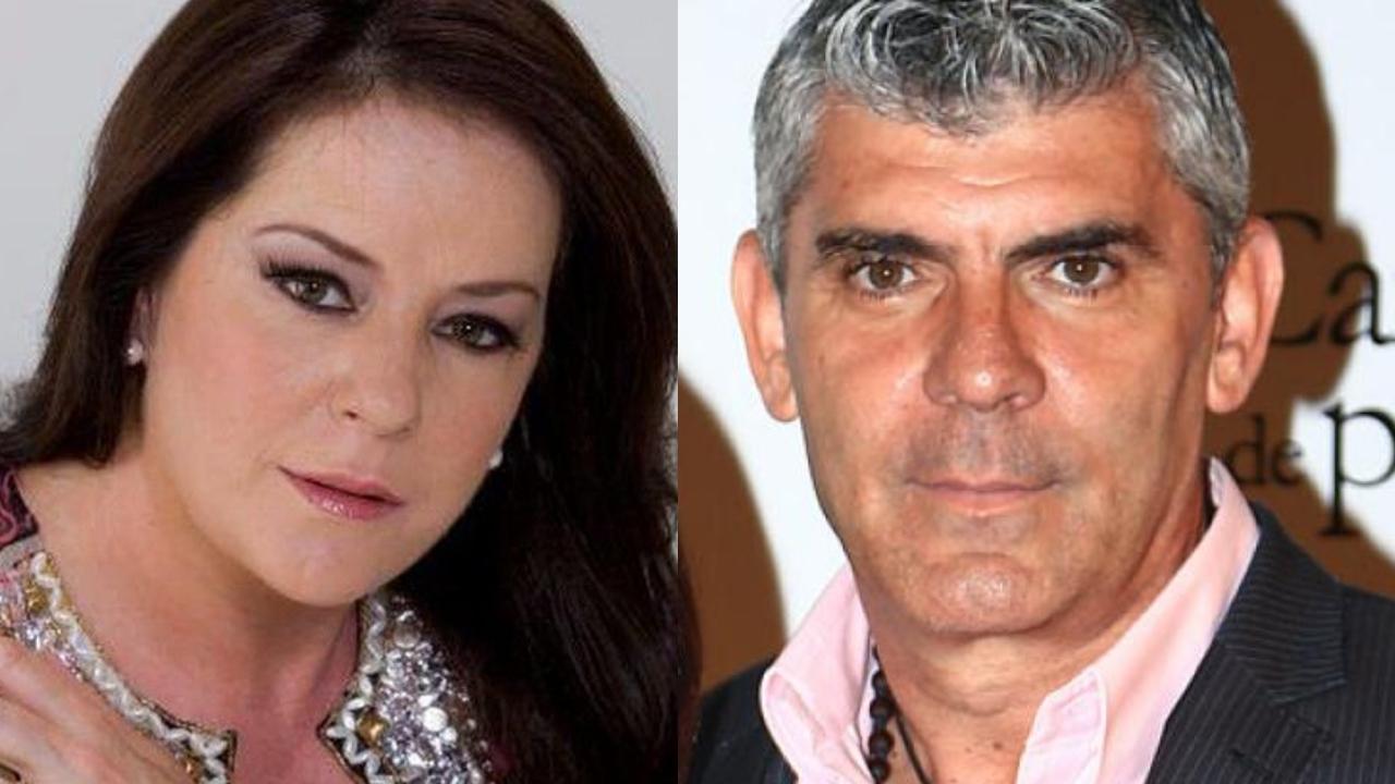 Isabel Lascurain se separa de su esposo
