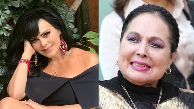 Maribel Guardia y Flor Silvestre