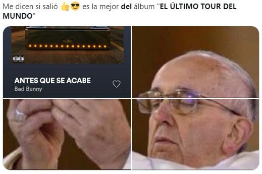 Meme del Papa