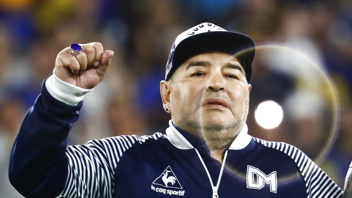 A los 60 años Murió Diego Armando Maradona a los 60 años de edad