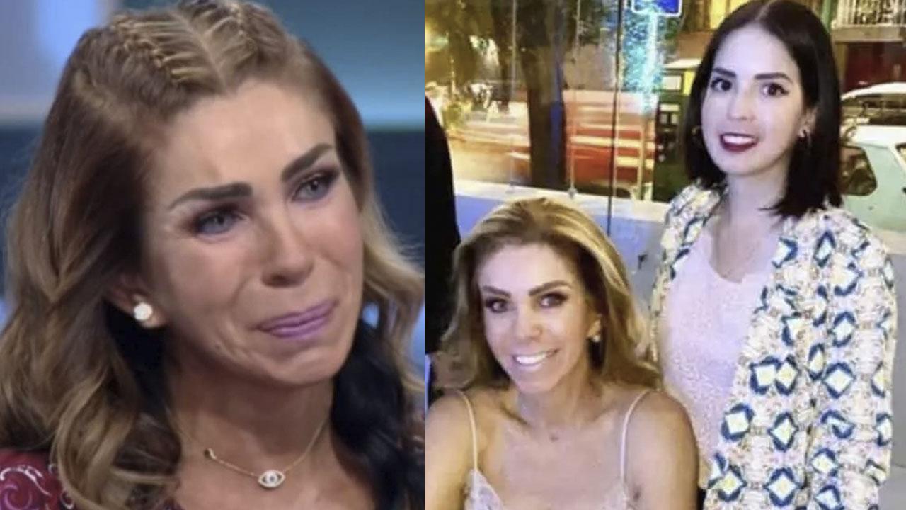 Rocío Sánchez Azuara revela que se comunica con su hija fallecida