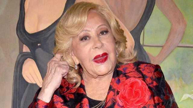 Silvia Pinal revela quién heredará su cuadro de Diego Rivera
