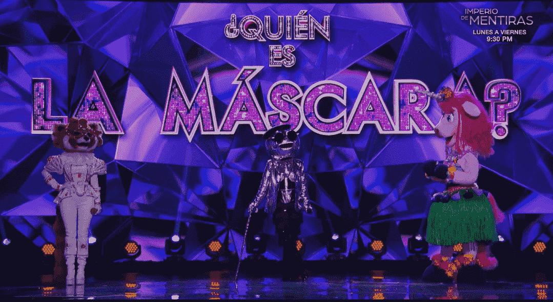 ¿Quién es la Máscara? 2020, capítulo 8
