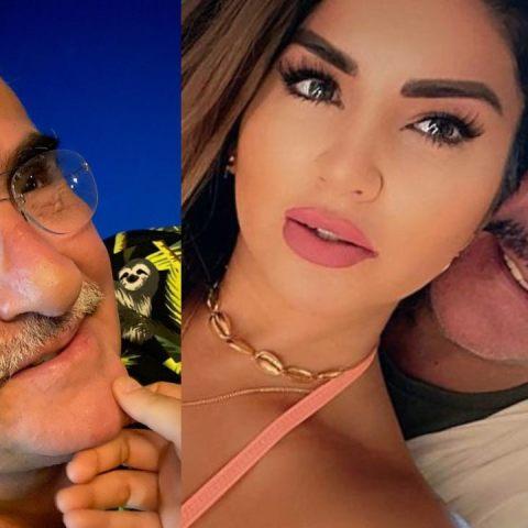 Vicente Fernández Jr. revela boda con su novia Mariana González