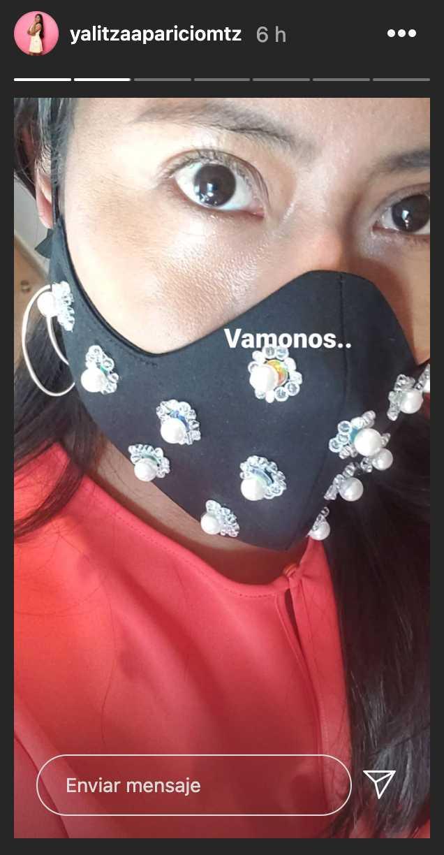 Yalitza Aparicio en los Latin Grammys 2020