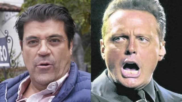 """Jorge """"Burro"""" Van Rankin revela que no compraría la ropa de Luis Miguel"""