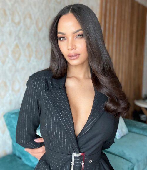 Kimberly Jiménez Miss República Dominicana en instagram