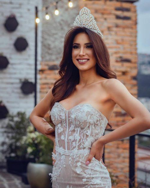 Leyla Espinosa Miss Ecuador instagram