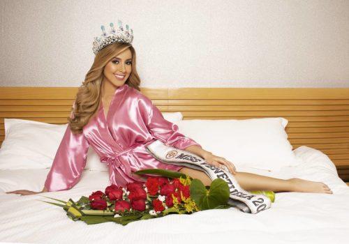 Mariangel Villasmil Miss Venezuela en instagram