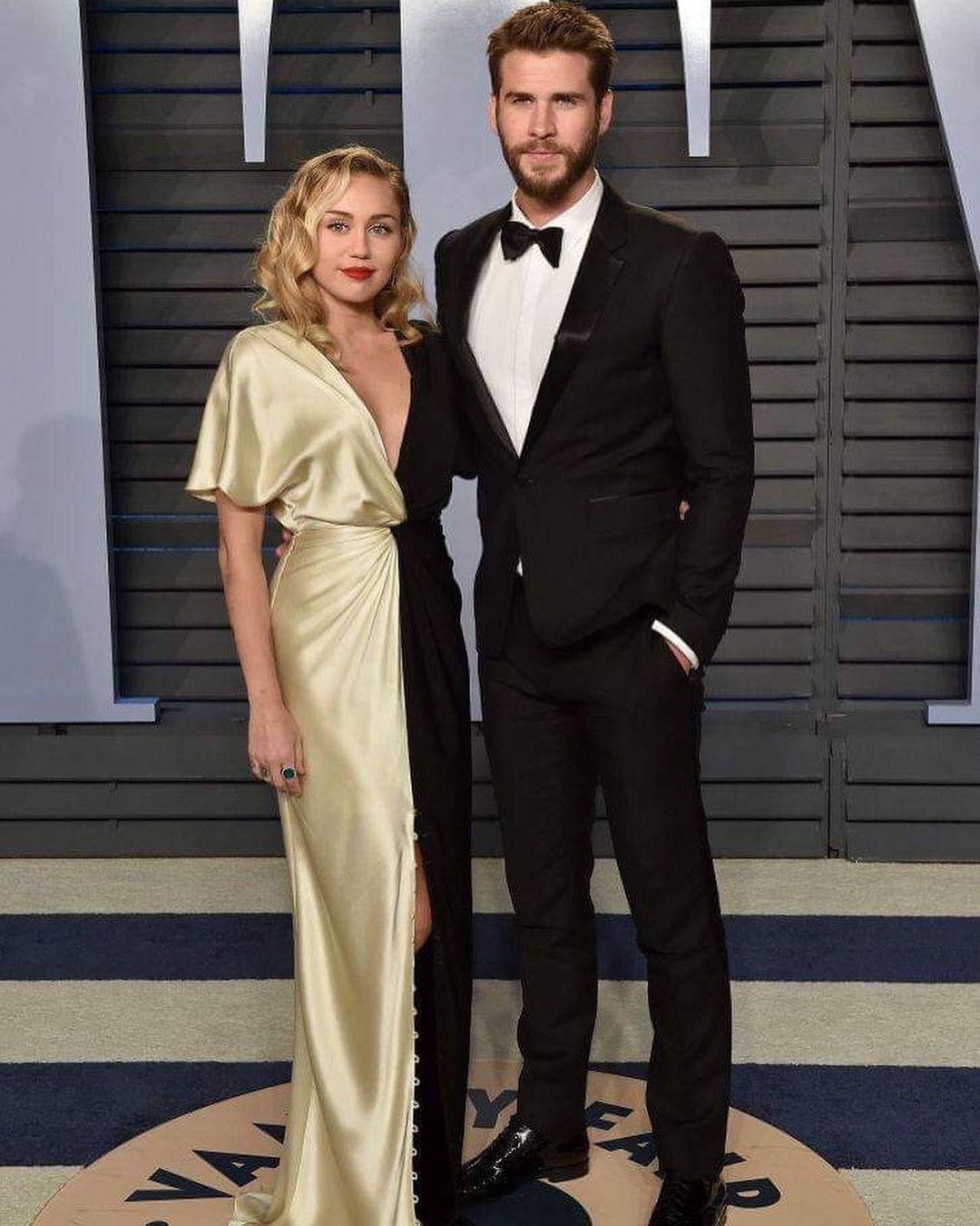Liam Hemsworthy Miley Cyrus