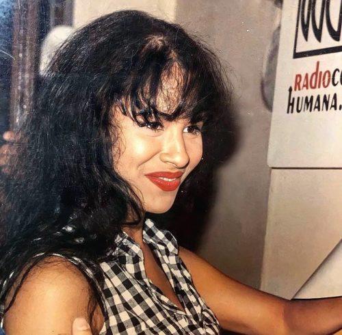 Selena Quintanilla en 1993