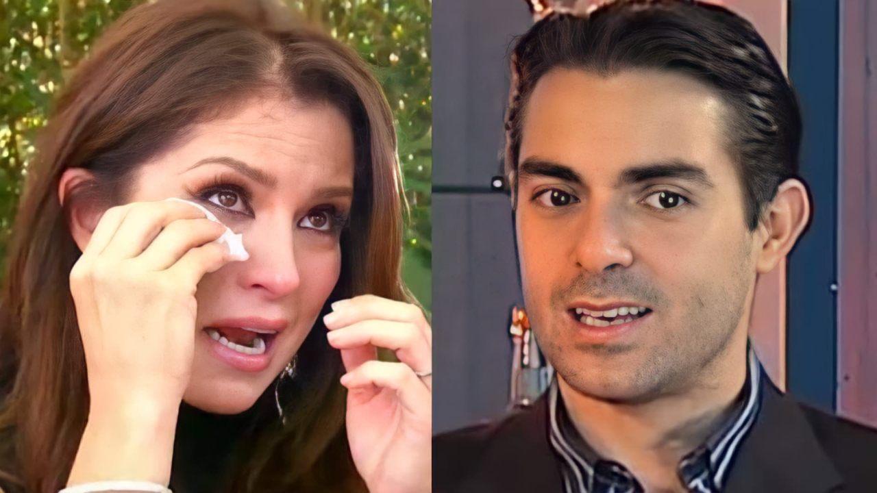 Alessandra Rosaldo y Ernesto D'Alessio, así fue su tormentosa relación como novios