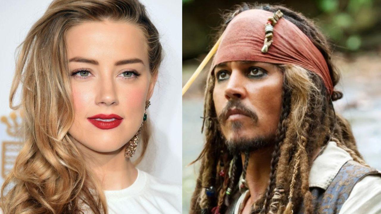 Amber Heard podría aparecer con Margot Robbie en el reboot de 'Piratas del Caribe'