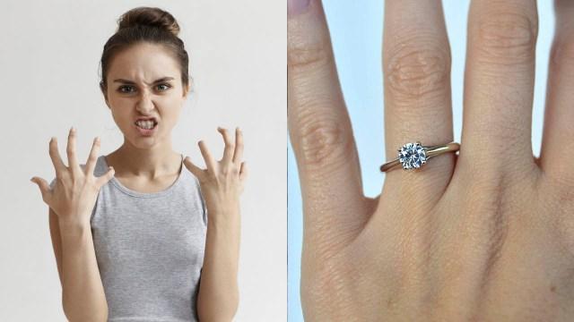 """Mujer rechaza anillo de compromiso de 60mil pesos por """"barato"""""""