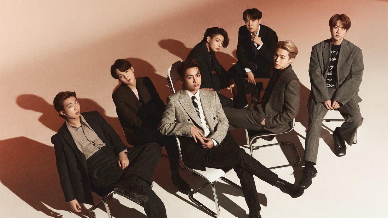 BTS nombrado artista del año por la revista TIME