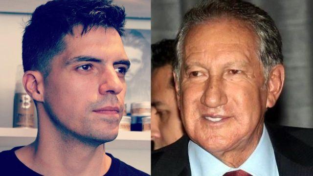 César D'Alessio fue golpeado por el hijo de Arturo Montiel