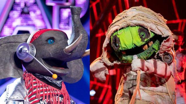 ¿Quién es la Máscara? semifinal