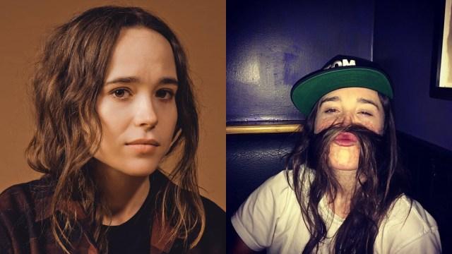 Ellen Page revela que es transgénero y ahora se llama Elliot