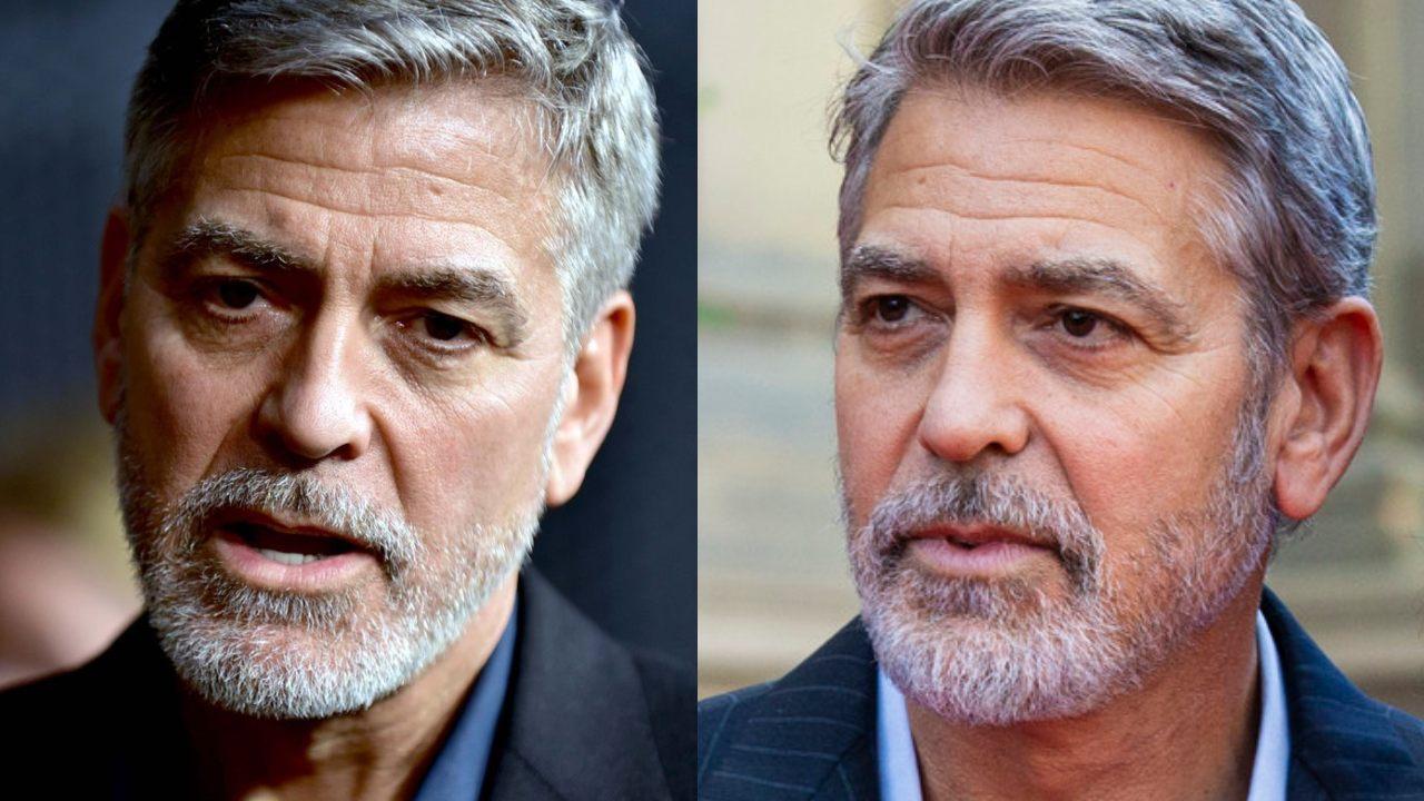 George Clooney fue hospitalizado tras someterse a dieta estricta para bajar 11 kilos
