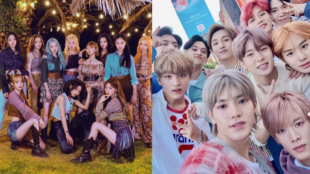 Mejores Grupos de K-Pop 2020