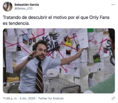 Meme only fans en tendencia