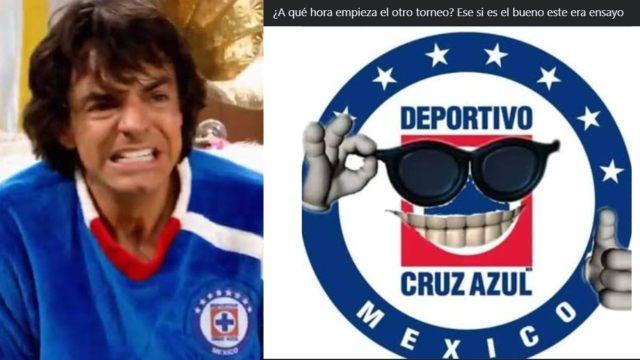 Los mejores memes de Cruz Azul perdiendo la semifinal contra Pumas