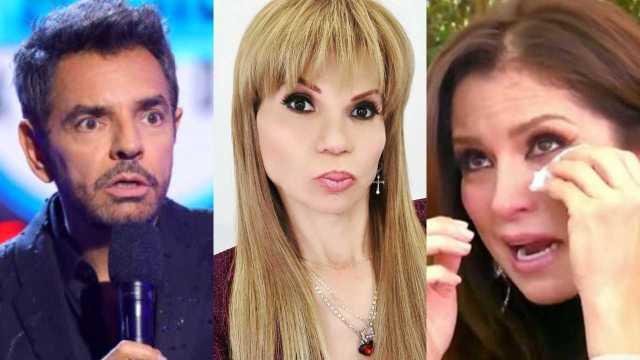 Mhoni Vidente predice divorcio de Eugenio Derbez y Alessandra Rosaldo