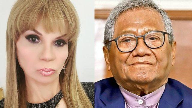Mhoni Vidente predijo la muerte de Armando Manzanero