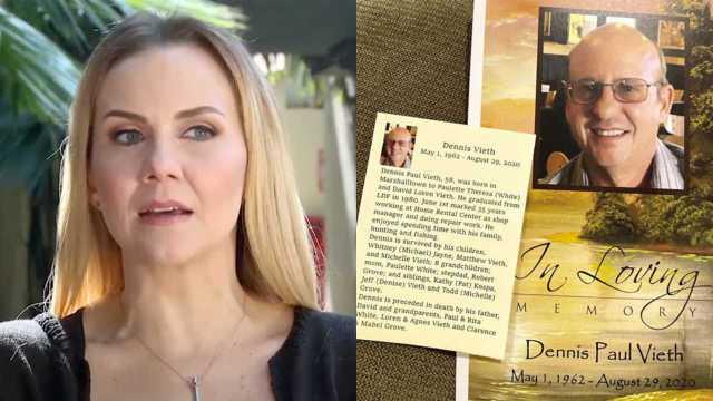 Michelle Vieth revela cómo fue el accidente en que murió su papá